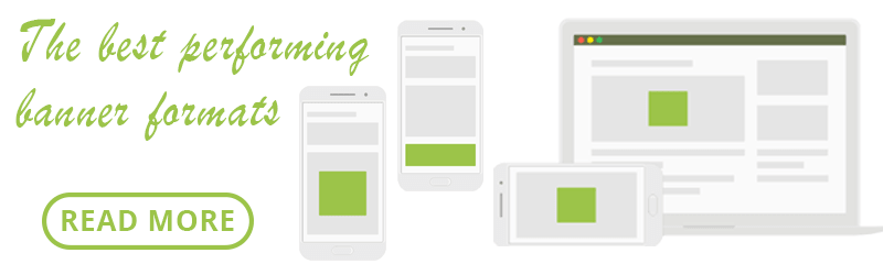 The best effective mobile banner formats