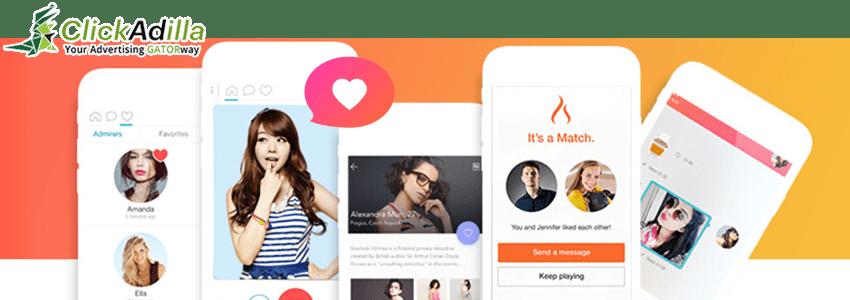 dating affiliate offer clickadilla traffic